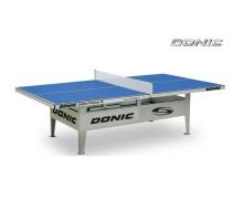 Теннисный стол антивандальный OUTDOOR Premium 10 синий