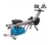 Гребной тренажер DFC R1000W (water rower)