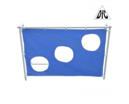 Ворота игровые DFC  GOAL240T 240x150x65cm  с тентом для отрабатывания ударов