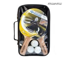 Набор DONIC PERSSON 500 (2 ракетки, 3 мячика, чехол)