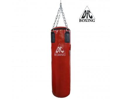 Боксёрский мешок DFC HBPV5.1 красн ( 150*30,50 ПВХ красный)