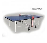 Теннисный стол DONIC INDOOR ROLLER FUN BLUE 19мм